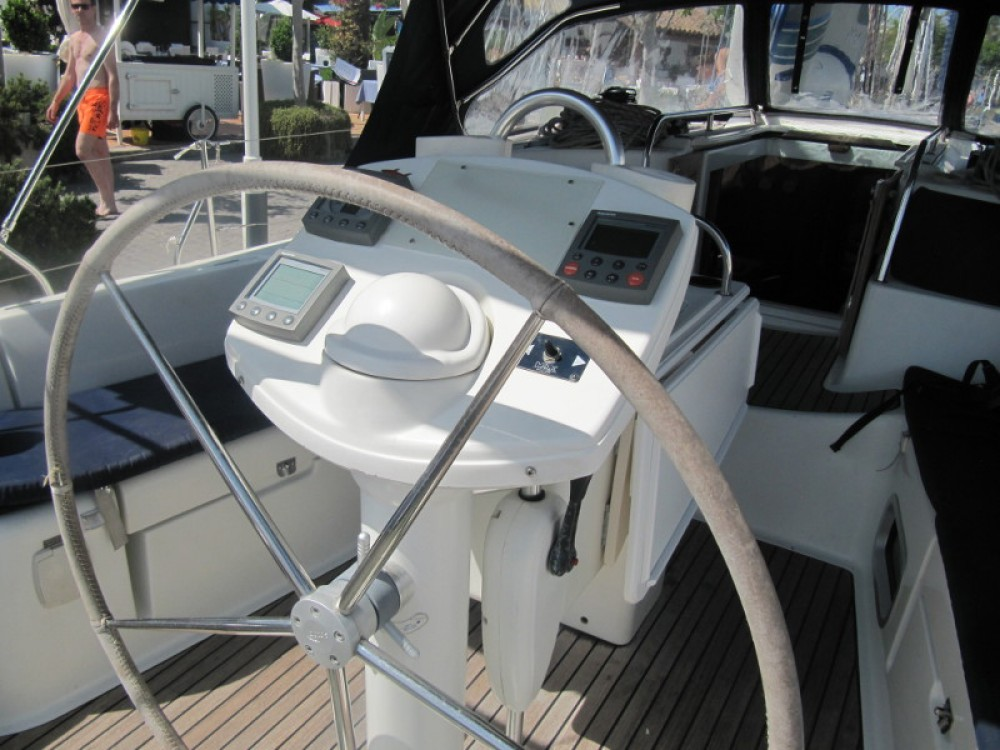 Jeanneau Sun Odyssey 43DS te huur van particulier of professional in Alcúdia