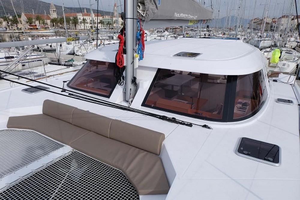 Bootverhuur ACI Marina Trogir goedkoop Nautitech Open 40