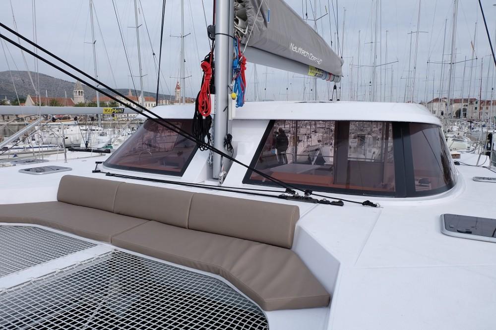 Bootverhuur Nautitech Nautitech Open 40 in ACI Marina Trogir via SamBoat