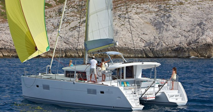 Huur Catamaran met of zonder schipper Lagoon in Dubrovnik