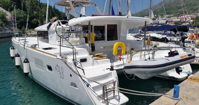 Jachthuur in Dubrovnik - Lagoon Lagoon 400 S2 via SamBoat