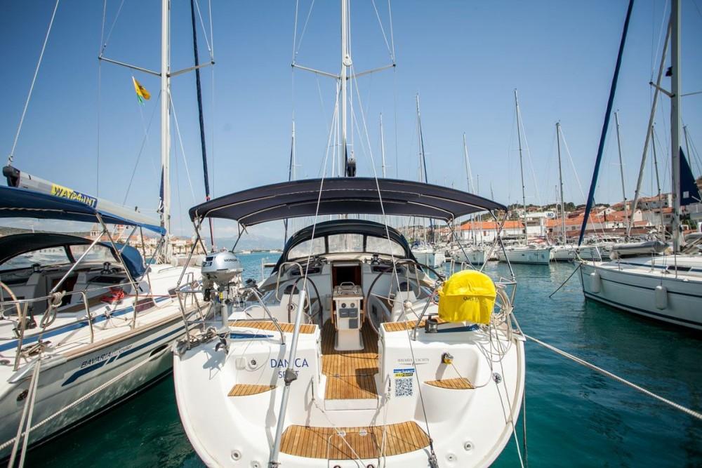 Bavaria Bavaria 50 Cruiser te huur van particulier of professional in Trogir