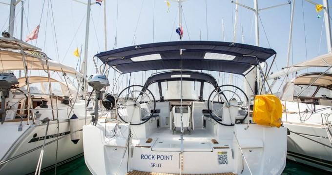 Verhuur Zeilboot in Trogir - Jeanneau Sun Odyssey 509