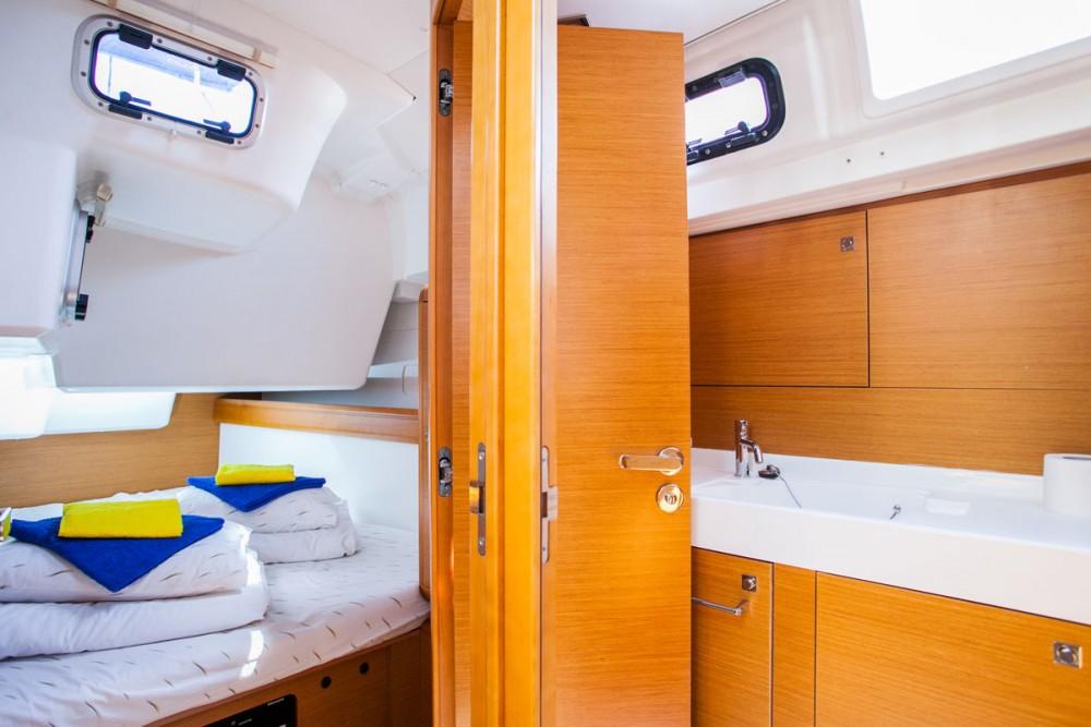 Jachthuur in ACI Marina Trogir - Jeanneau Sun Odyssey 509 via SamBoat