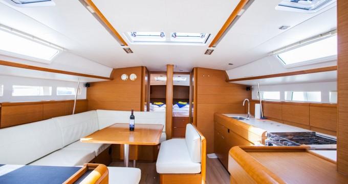Jeanneau Sun Odyssey 509 te huur van particulier of professional in Trogir