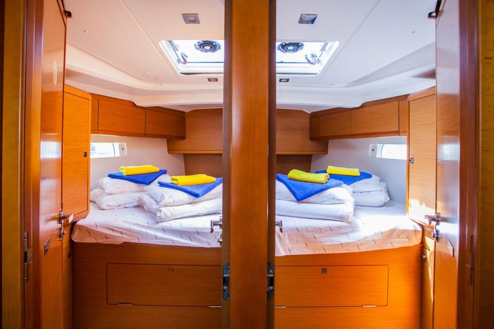 Bootverhuur ACI Marina Trogir goedkoop Sun Odyssey 509