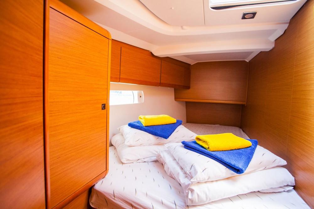 Verhuur Zeilboot in ACI Marina Trogir - Jeanneau Sun Odyssey 509