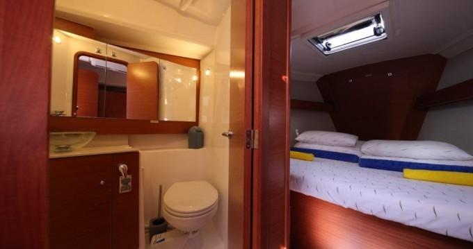 Bootverhuur Trogir goedkoop Dufour 412 Grand Large
