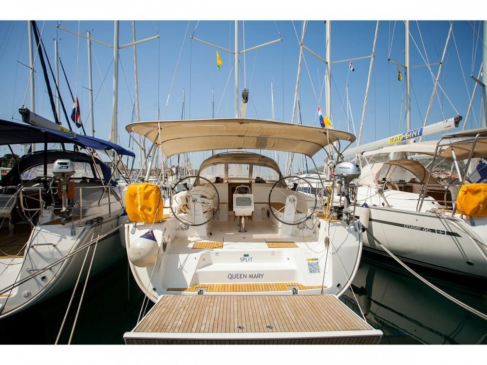 Bootverhuur Bavaria Bavaria Cruiser 46 in ACI Marina Trogir via SamBoat