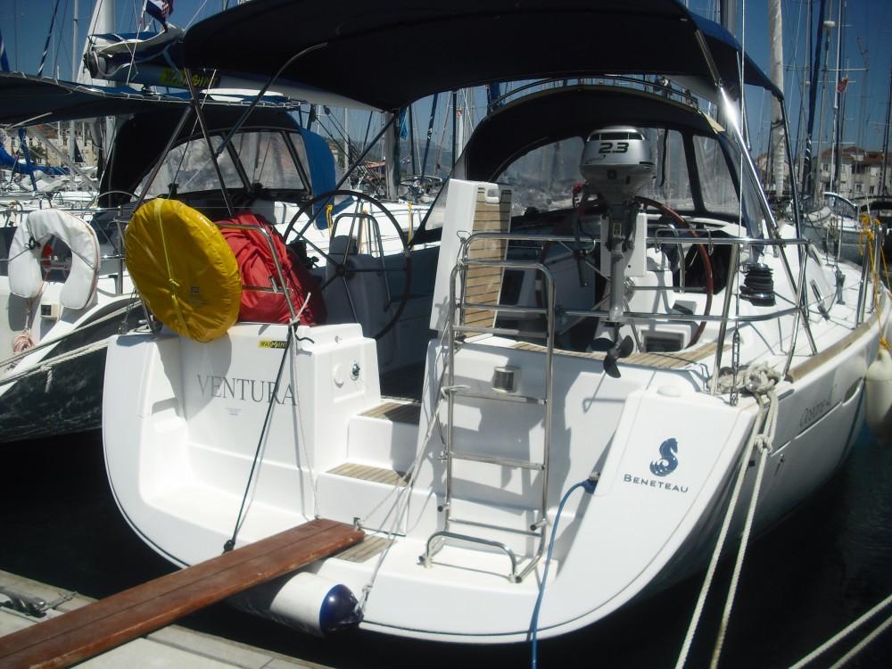 Huur Zeilboot met of zonder schipper Bénéteau in Trogir