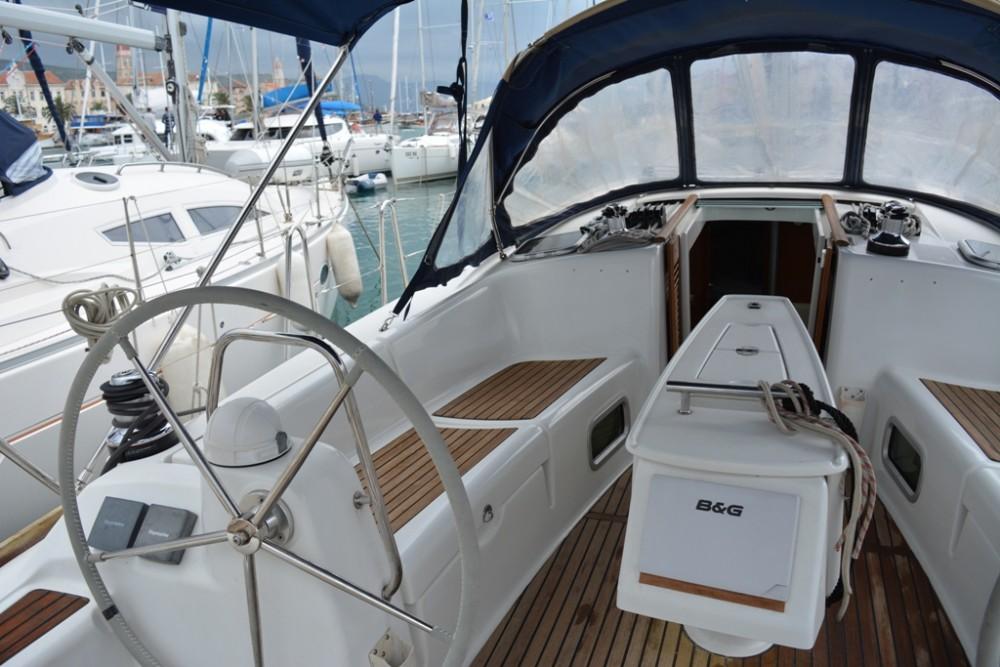 Bénéteau Oceanis 40 te huur van particulier of professional in Trogir