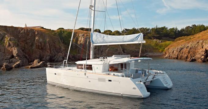 Bootverhuur Trogir goedkoop Lagoon 450 F