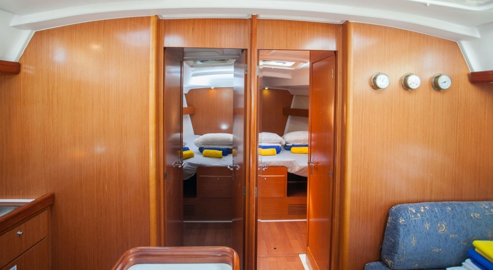 Bootverhuur ACI Marina Dubrovnik goedkoop Cyclades 50.5