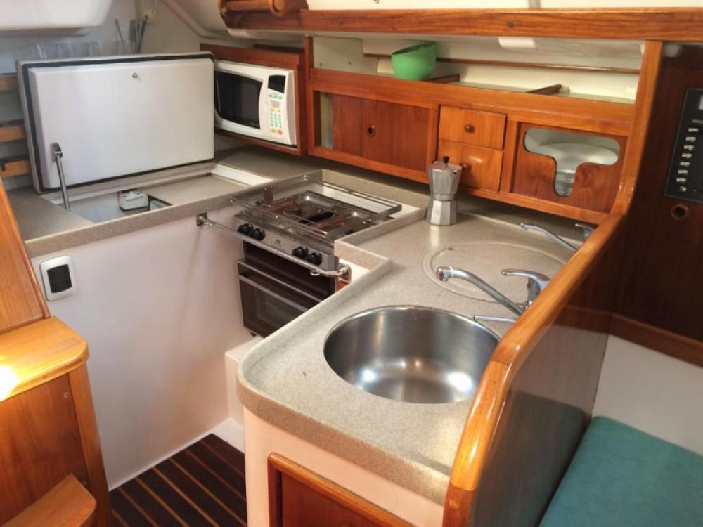 Verhuur Zeilboot in  -  Delta 36