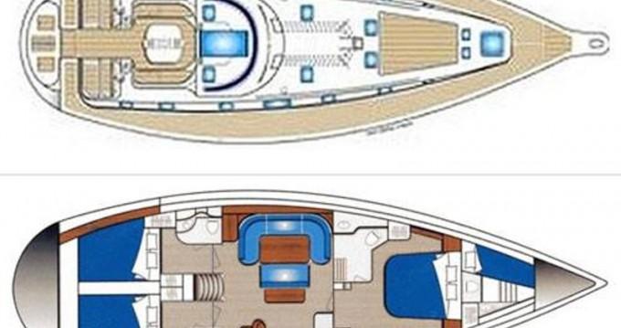 Verhuur Zeilboot Ocean met vaarbewijs