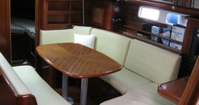 Verhuur Zeilboot Bénéteau met vaarbewijs