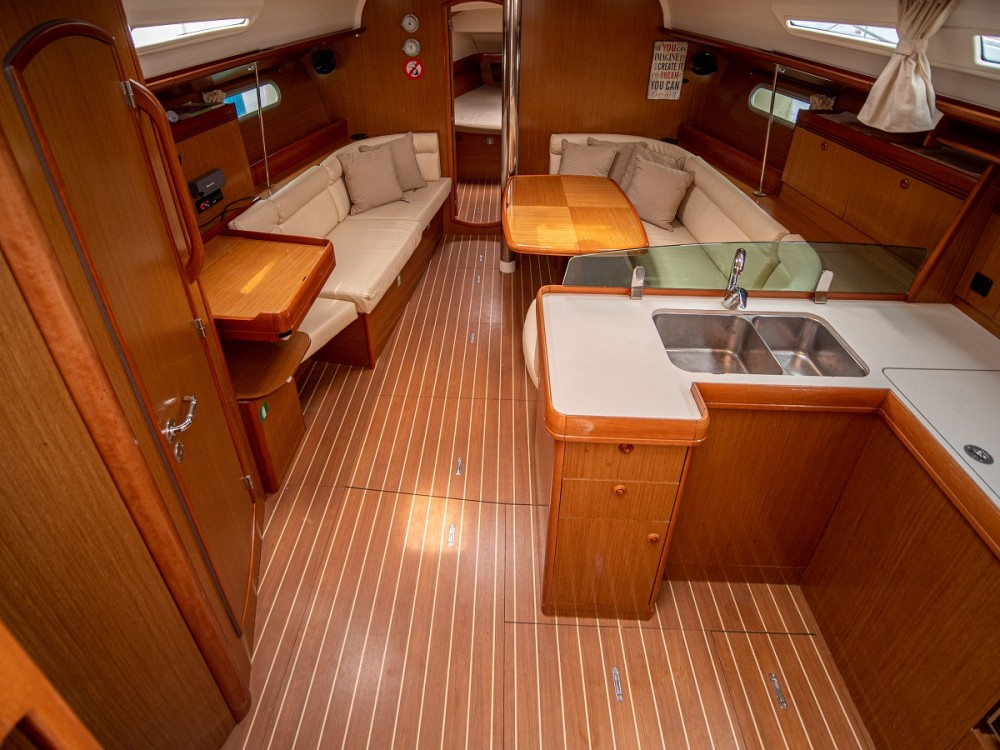 Verhuur Zeilboot in Volos - Jeanneau Sun Odyssey 42 i Performance