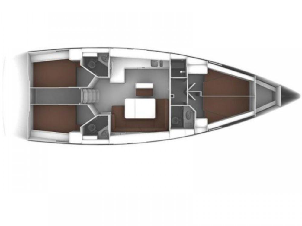 Huur Zeilboot met of zonder schipper Bavaria in Λαύριο