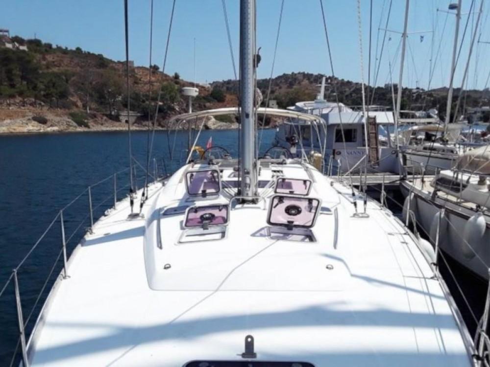 Bootverhuur Bénéteau Oceanis 54 in Βόλος via SamBoat