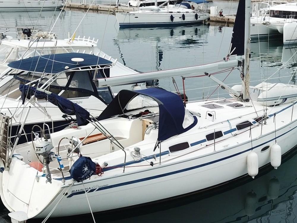 Bootverhuur Bavaria Bavaria 40 Cruiser in  via SamBoat