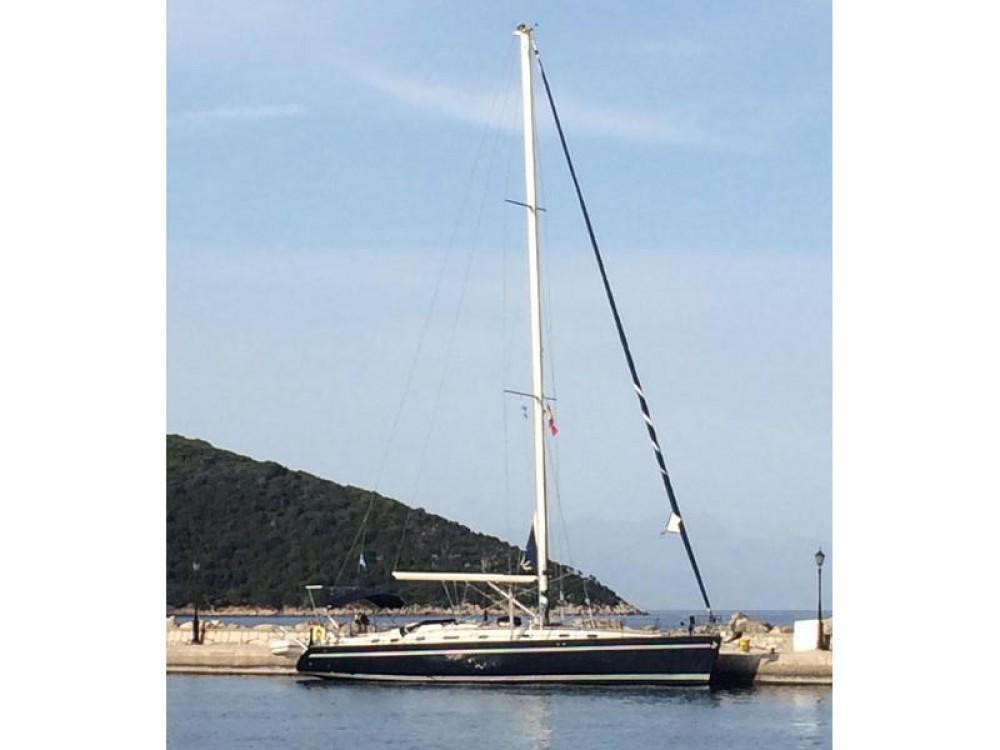 Jachthuur in Álimos - Ocean Ocean Star 56.1 - 5 cabins via SamBoat