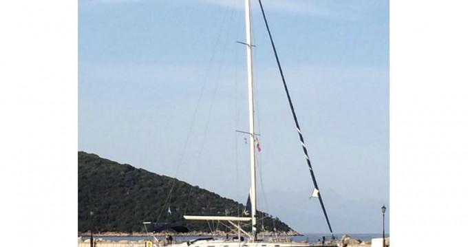 Verhuur Zeilboot in Athene - Ocean Ocean Star 56.1 - 5 cabins