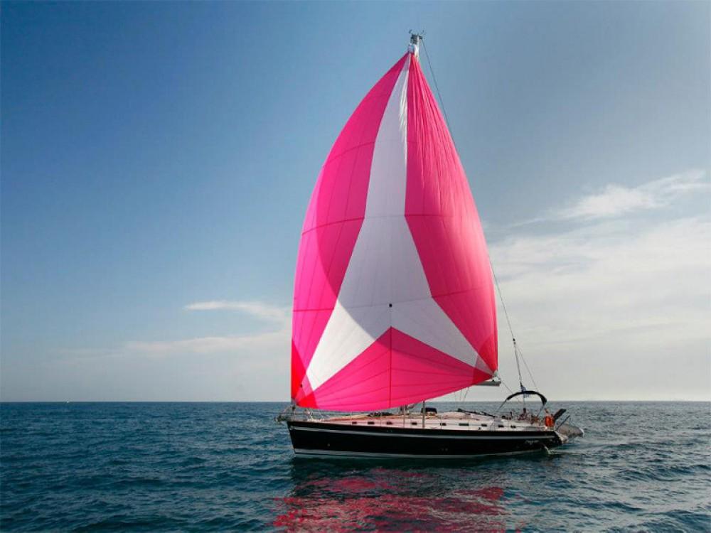 Verhuur Zeilboot in Álimos - Ocean Ocean Star 56.1 - 5 cabins