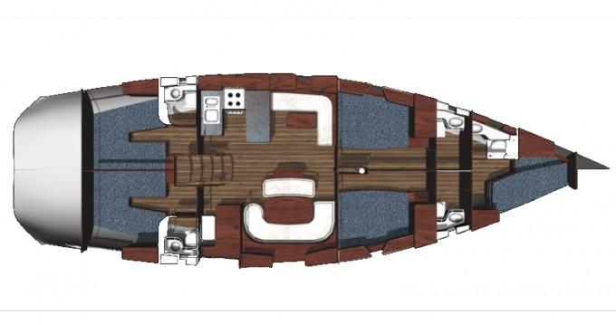 Huur Zeilboot met of zonder schipper Ocean in Athene
