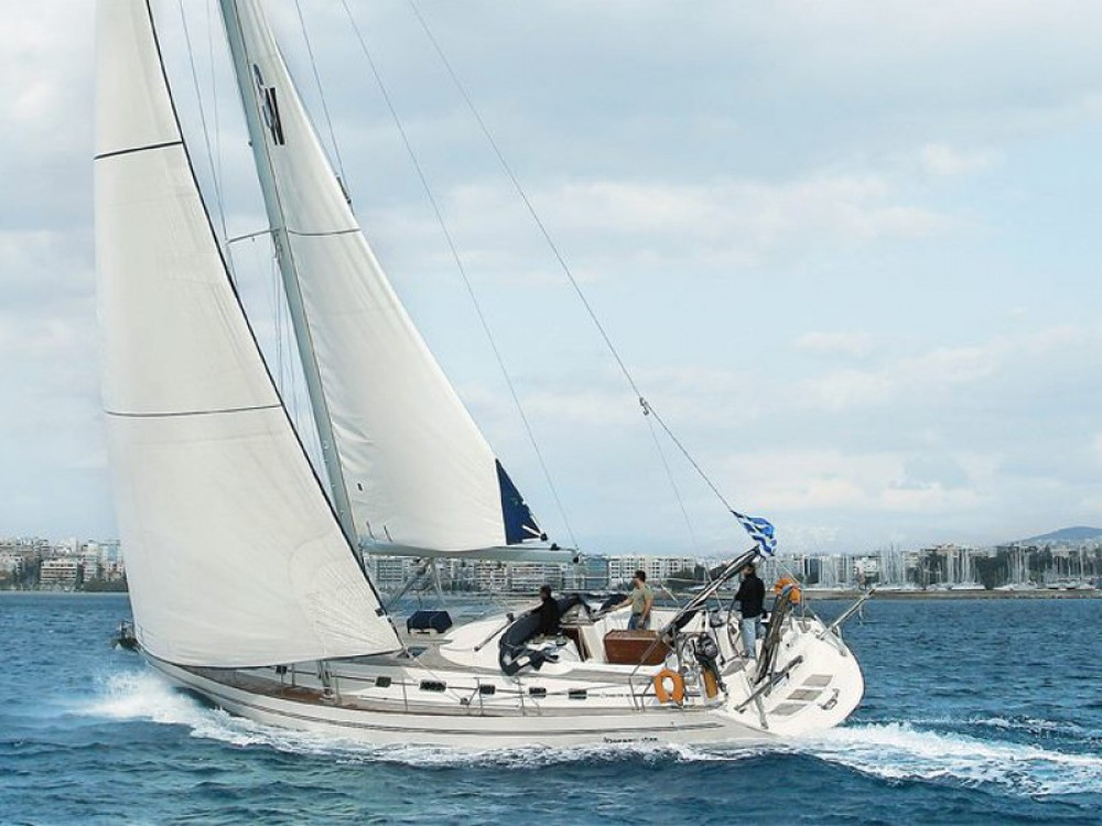 Bootverhuur Álimos goedkoop Ocean Star 56.1- 6 cabins