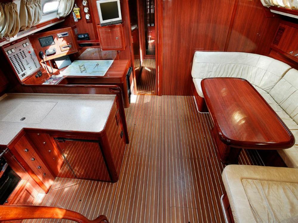 Verhuur Zeilboot in Álimos - Ocean Ocean Star 56.1- 6 cabins