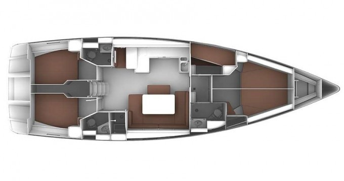 Huur een Bavaria Cruiser 51 in Athene