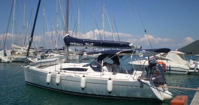 Verhuur Zeilboot in Athene - Elan Elan 340