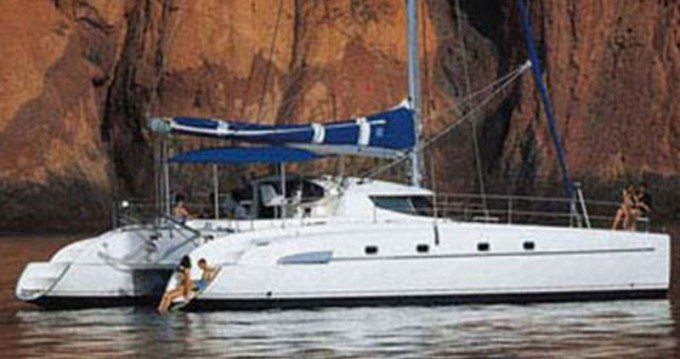 Bootverhuur Fountaine Pajot Bahia 46 in Álimos via SamBoat