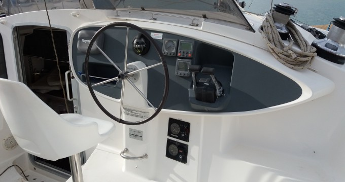 Jachthuur in Athene - Fountaine Pajot Bahia 46 via SamBoat
