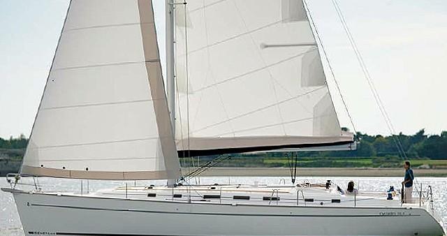 Verhuur Zeilboot in Álimos - Bénéteau Cyclades 50.5