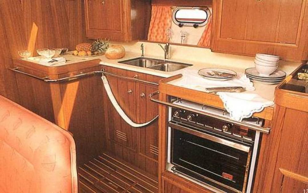 Huur een Jeanneau Sun Odyssey 449 owner version  in Marina Kaštela