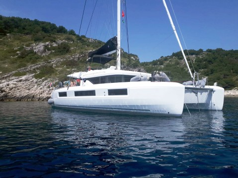 Verhuur Catamaran in Kaštel Gomilica - Lagoon Lagoon 50