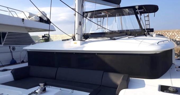 Jachthuur in Athene - Lagoon Lagoon 450 F via SamBoat