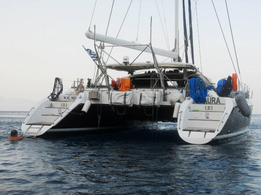 Bootverhuur Alliaura Privilege 45 in Marina Gouvia via SamBoat