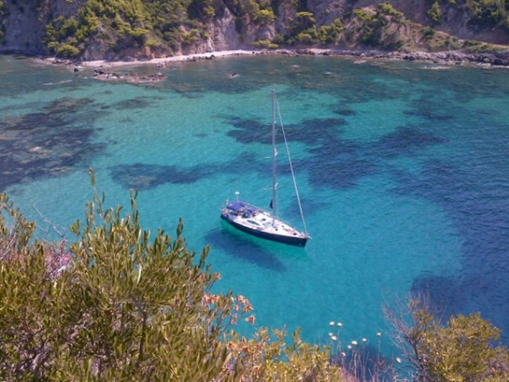 Bootverhuur Jeanneau Sun Odyssey 54DS in Marina Gouvia via SamBoat