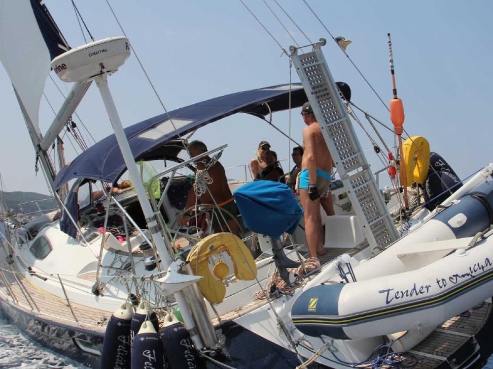 Huur een Jeanneau Sun Odyssey 54DS in Marina Gouvia