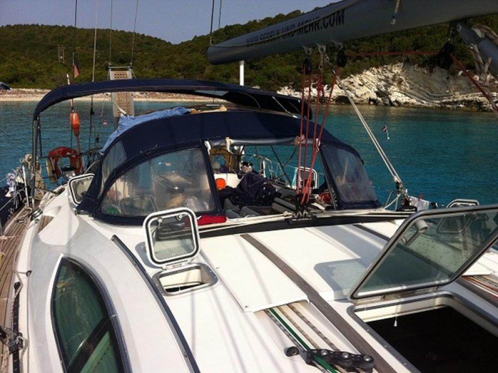 Verhuur Zeilboot in Marina Gouvia - Jeanneau Sun Odyssey 54DS