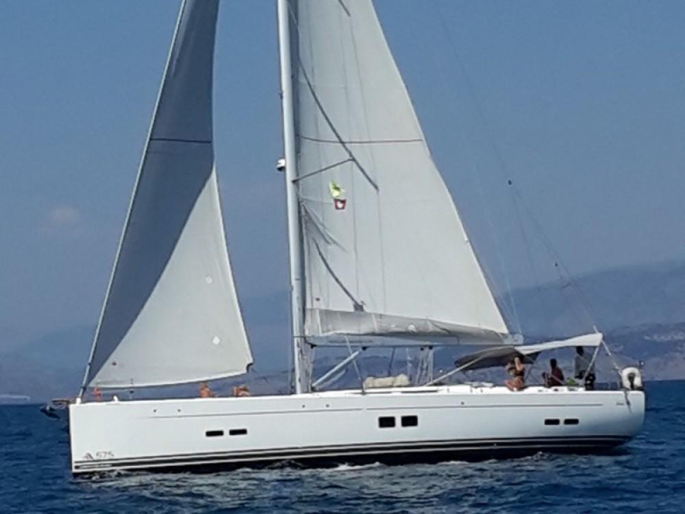 Jachthuur in Marina Gouvia - Hanse Hanse 575 via SamBoat