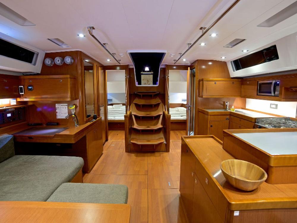 Verhuur Zeilboot in Kaštel Gomilica - Bénéteau Beneteau Oceanis 55