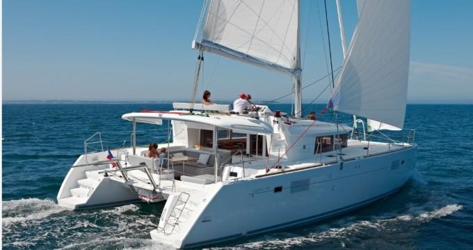 Jachthuur in Salerno - Lagoon Lagoon 450 F via SamBoat