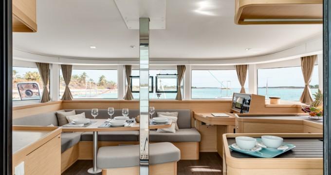 Huur Catamaran met of zonder schipper Lagoon in Portoferraio