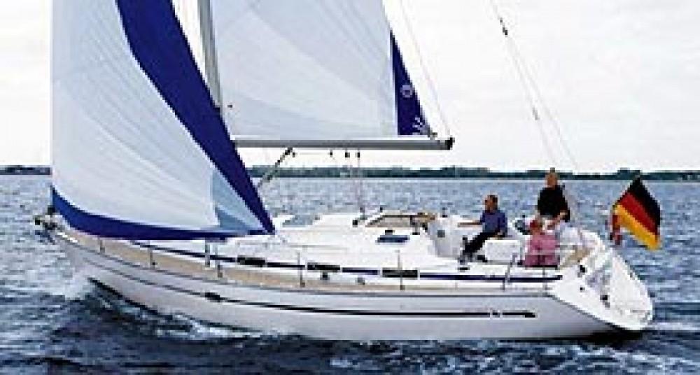 Bootverhuur Skópelos goedkoop Bavaria Cruiser 40