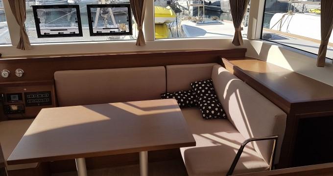 Huur Catamaran met of zonder schipper Lagoon in Punta Ala