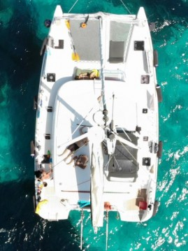Verhuur Catamaran in Punta Ala - Lagoon Lagoon 40