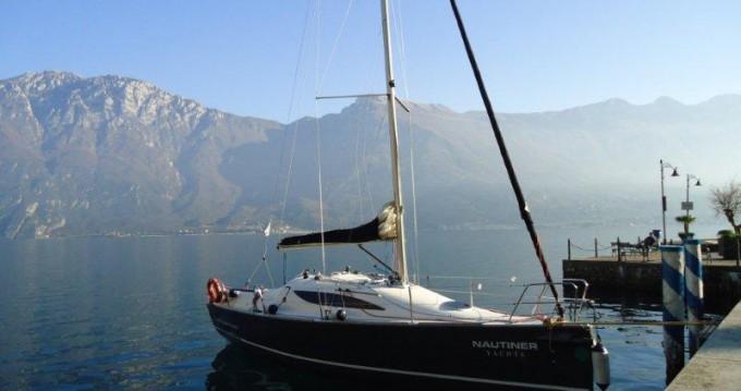 Jachthuur in Malcesine - Nautiner Nautiner 30S Race via SamBoat